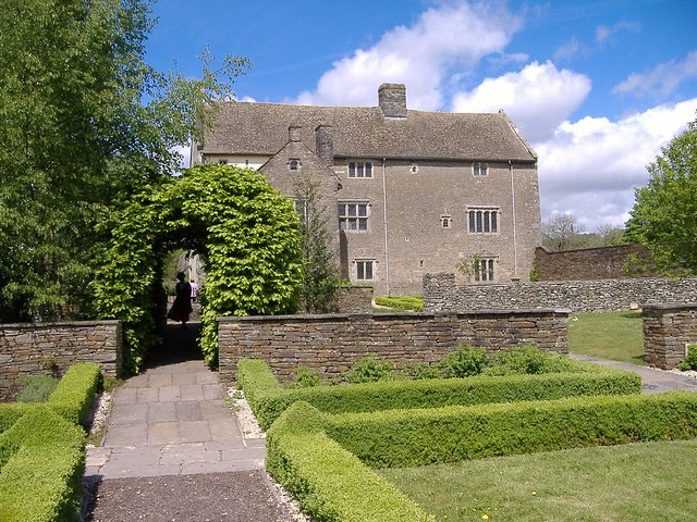 The Manor House and Mystery Woman