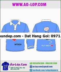 Địa chỉ đặt làm áo lớp đẹp tại Vĩnh Long - Ao-lopcom