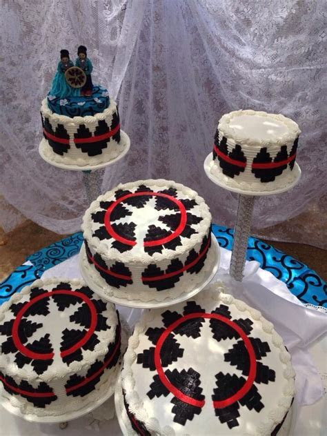 Navajo basket wedding cake   Cakes & Cupcakes   Pinterest