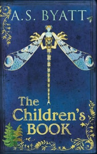 children's book by A.S. Byatt book cover