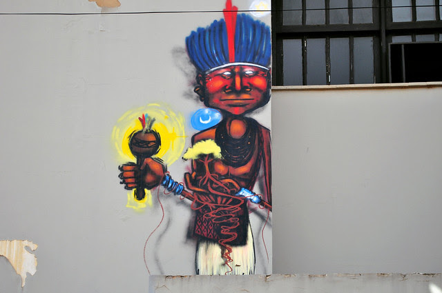 Arte de Thiago Tosh - Rio Branco, AC