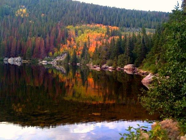 Bear Lake Color
