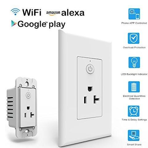 70+ Wifi Smart Wall Socket