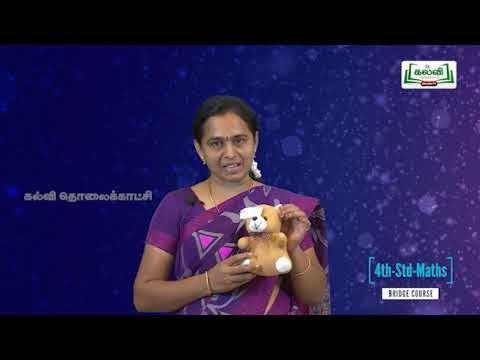4th Maths ரூபாயும் பைசாவும் கூட்டலும் கழித்தலும் Kalvi TV