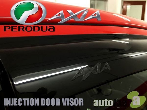 "Buy PERODUA AXIA 2.5"" Injection Premium Quality Anti UV"