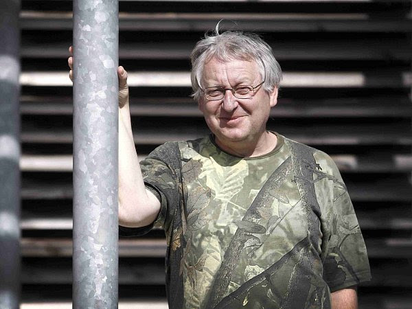 Ředitel Geologického ústavu Akademie věd ČR Václav Cílek