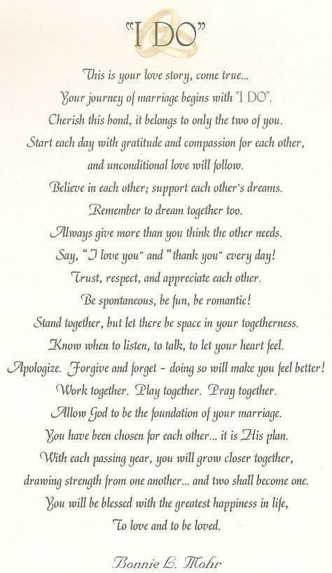 Wedding Quotes : I would have the priest read this before