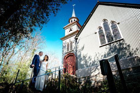Wedding at St Peters Tin Church Laragh Co Monaghan