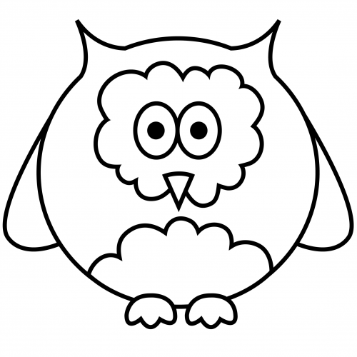Easy Coloring Pages - Best Coloring Pages For Kids
