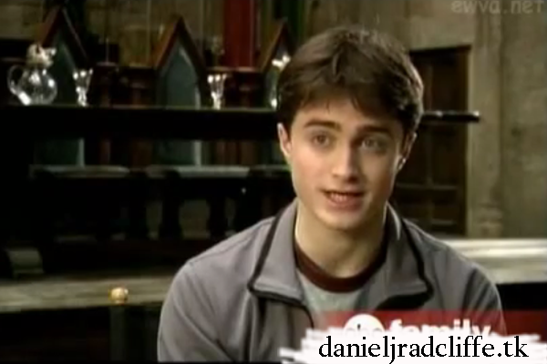 Half-Blood Prince First Look ABC Family special