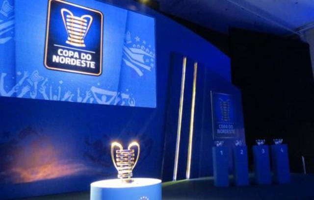 CBF divulgou nesta quarta (15) tabela da primeira fase da Copa NE