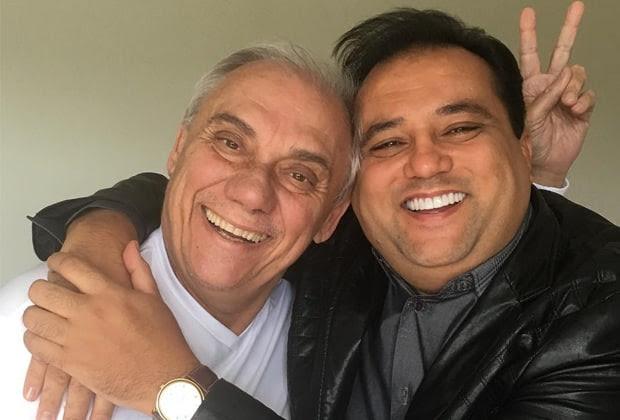 Marcelo Rezende grava nova mensagem e recebe declaração de Geraldo Luís; veja