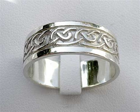 Size T 1/2 Celtic wedding Ring : SALE : LOVE2HAVE in the UK!