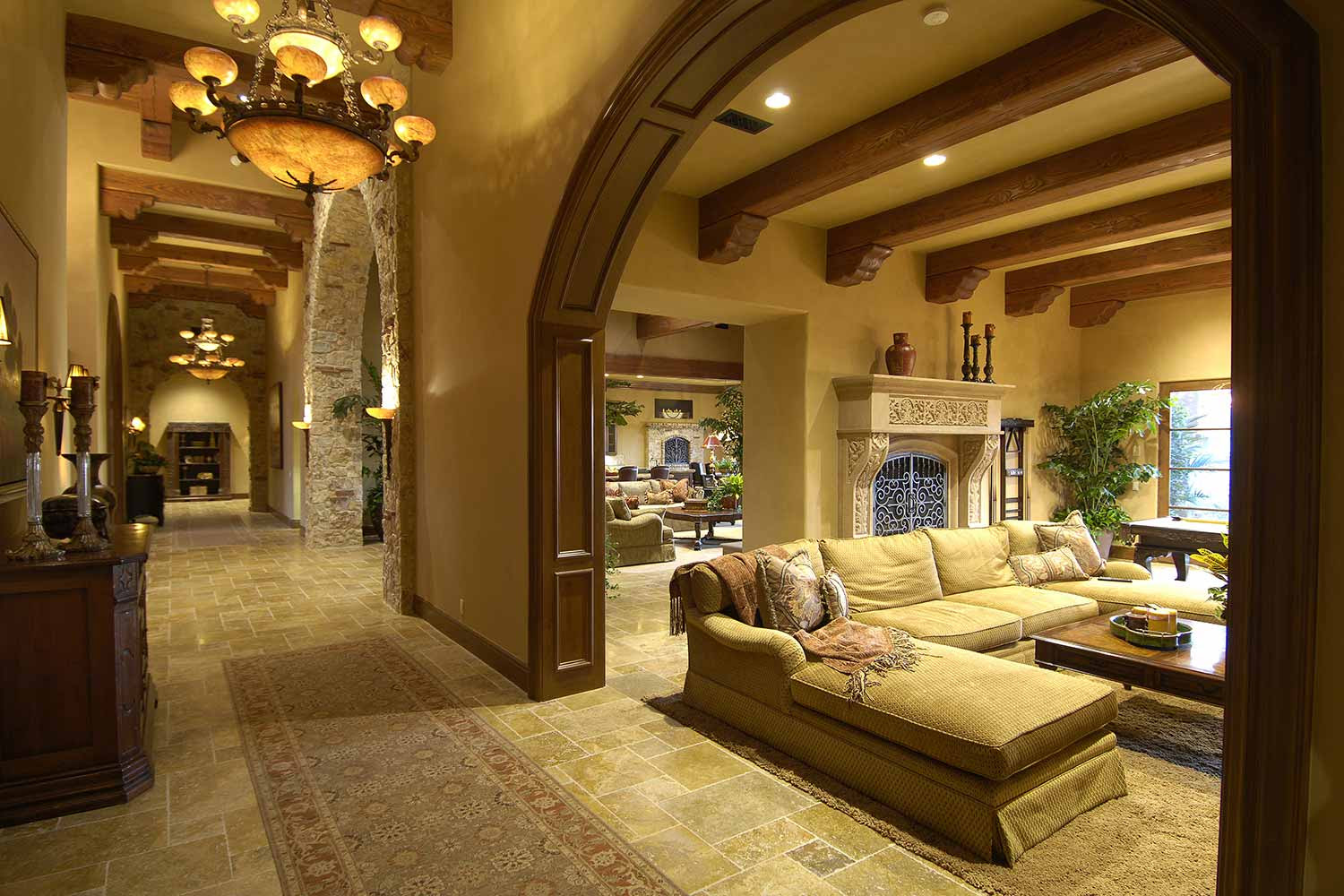 Custom Home Builders Rancho Santa Fe Richard Doan Construction