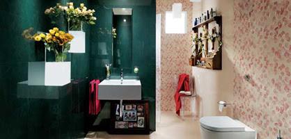 green-bathroom-design-ideas- ...