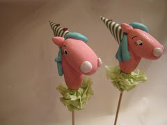 Brooke's 1rst Bday-Pony Dancers Picks!