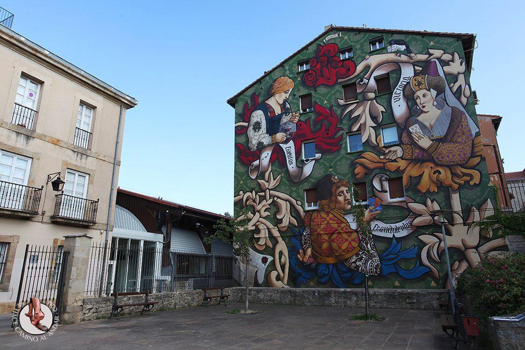 Ruta De Los Murales De Vitoria Gasteiz Imvg