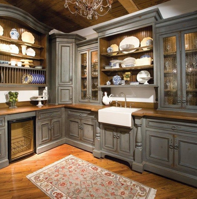 Unique Kitchen Cabinet Designs You Can Adopt Easily ...
