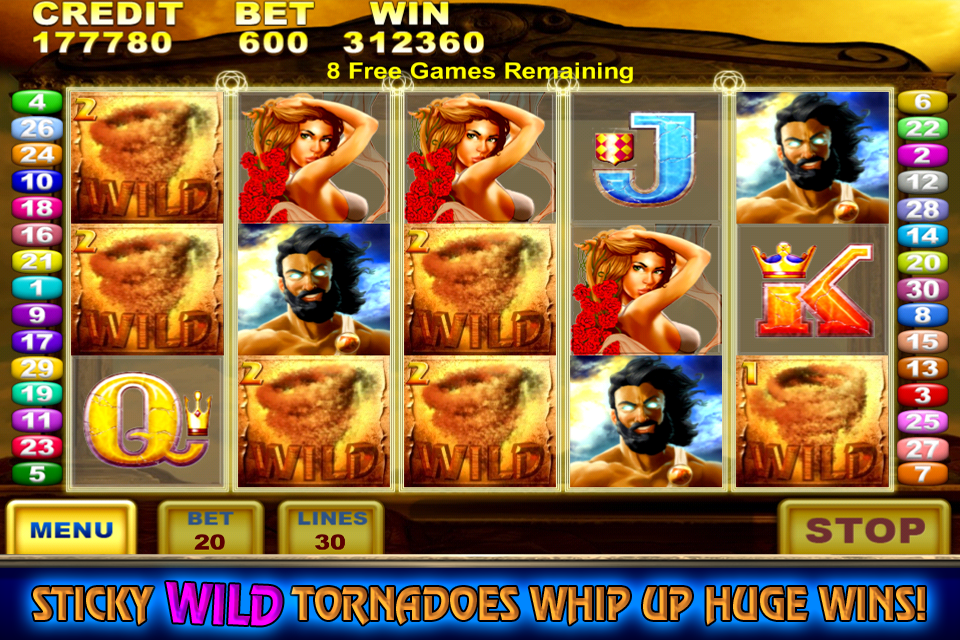 Free Online Slots For Fun With Bonuses No Download