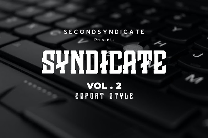 Syndicate Vol.2 Font