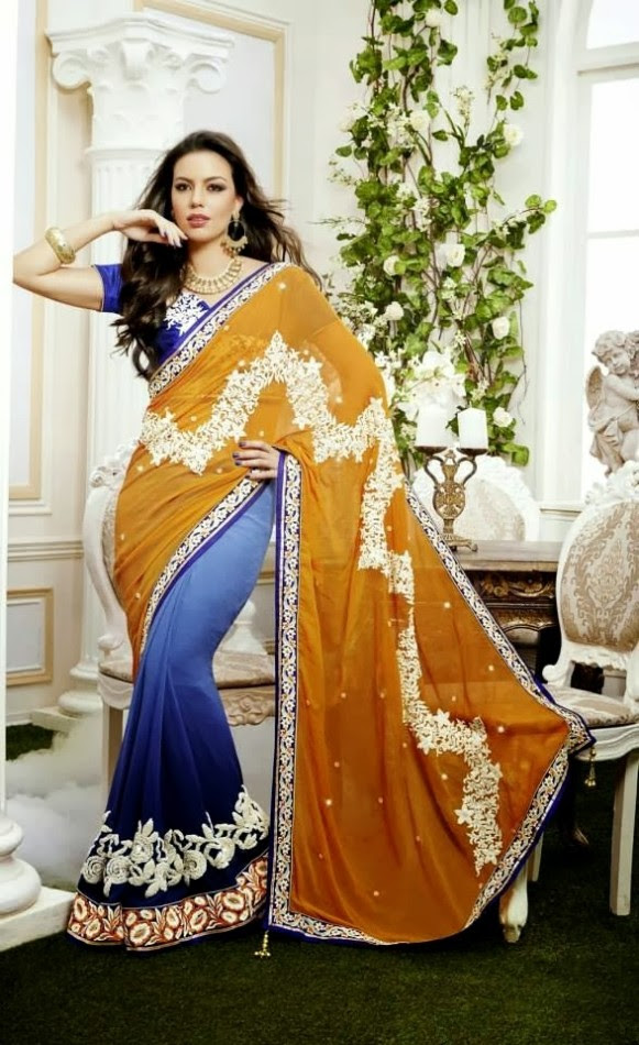 Bridal-Wedding-Rich-Heavy-Embroidered-Sarees-Designs-Lehanga-Style-Fancy-Sari-New-Fashion-15