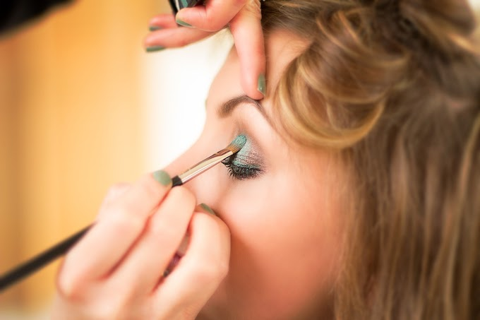 Indian Wedding EYE Makeup - Step by Step For Beginners