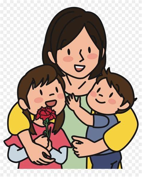 23+ Gambar Kartun Ibu Dan Anak Bayi - Gambar Kartun