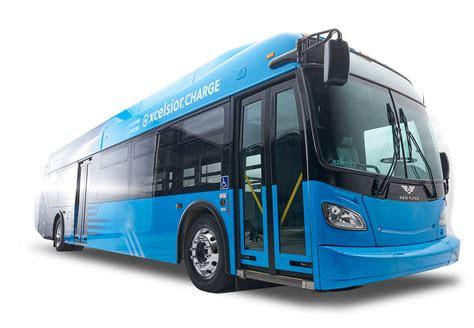 los angeles metro orders  electric buses