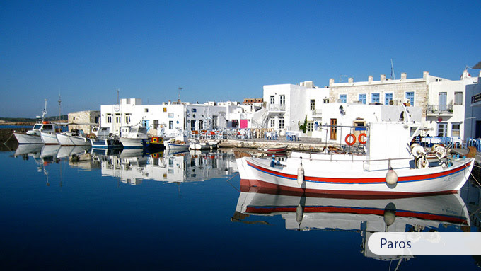 Cyclades Island Hopping | 10 Day Itinerary | Travel Zone