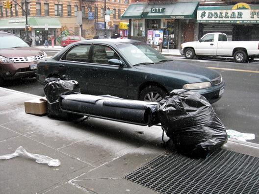 Manhattan Avenue sofabed
