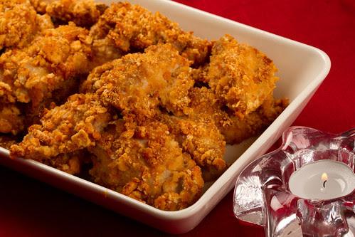 Home-made chicken nuggets / Kodused 'kananagitsad'