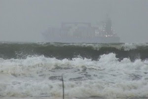 Centro de Investigación en Ciencias del Mar y Limnología (CIMAR), de la UCR pronostica vientos fuerte y oleaje en el Pacífico.