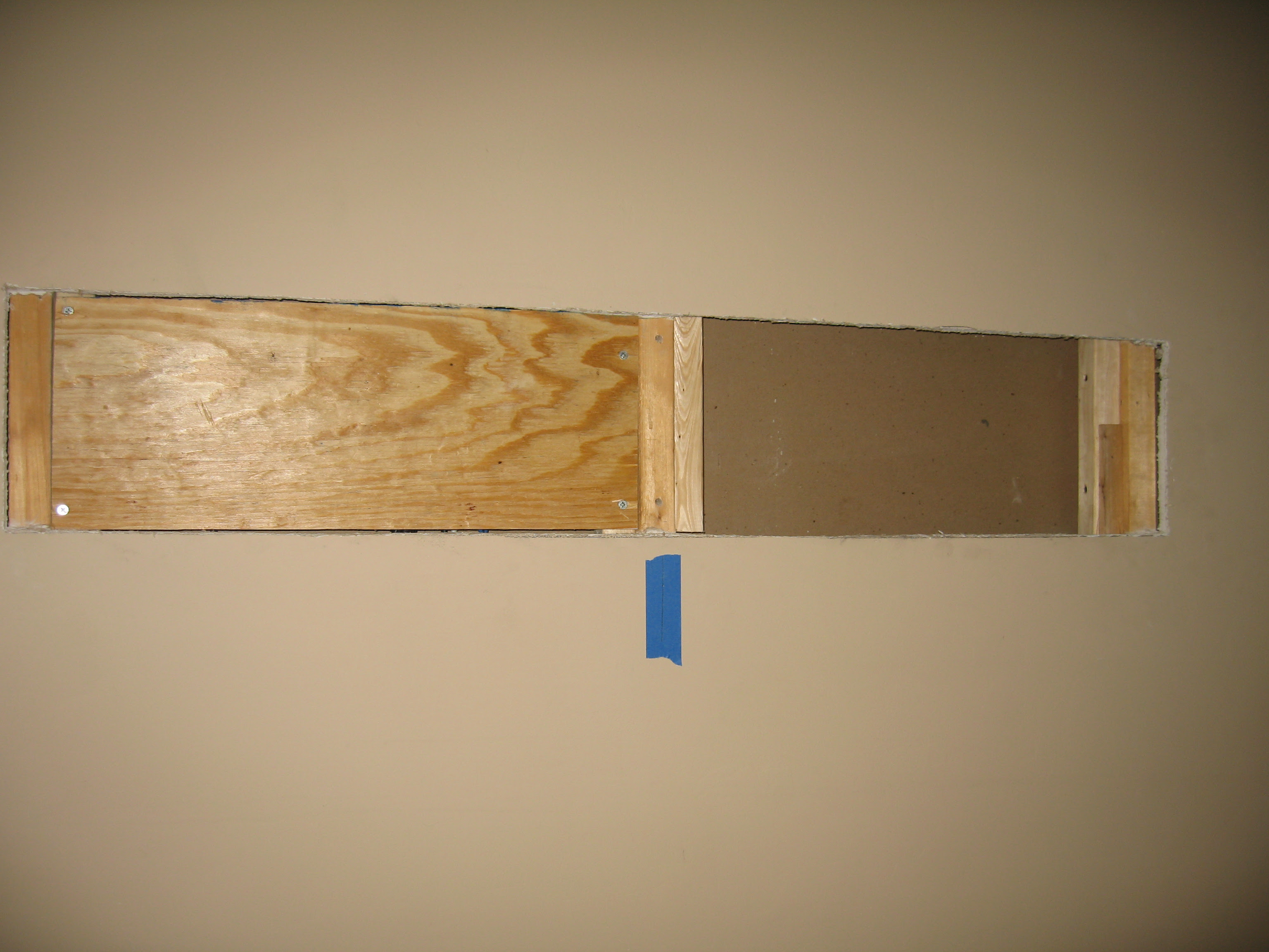 Hanging Cabinets On Drywall No Studs Image Cabinets And Shower