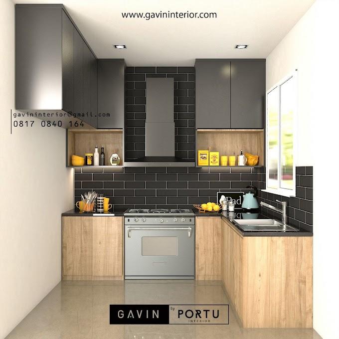 Cara Mendesain Dapur Minimalis   Ide Rumah Minimalis