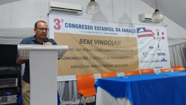 3º Congresso da Abraco-BA tem participação de Márcio Martins, Presidente da ABCD