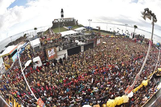 Carnaval de 2021 foi suspenso e ainda não há data prevista para a festa   Foto: Max Haack/Ag Haack