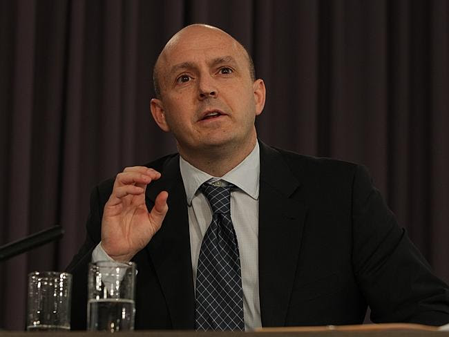Australia Institute executive director Richard Denniss says Australia's superannuation sy