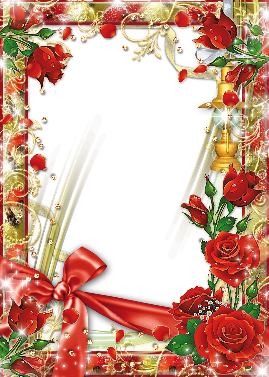 Flower Frame PNG Images Transparent Free Download ...