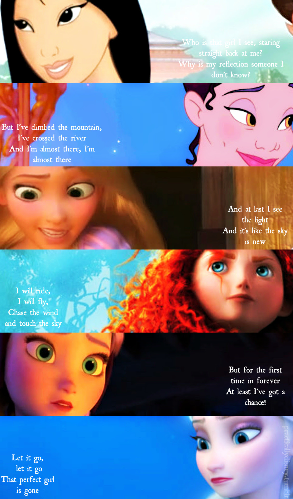 tangled disney The Princess and the Frog the little ...