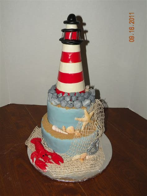167 best images about Lighthouses .real and cake ideas