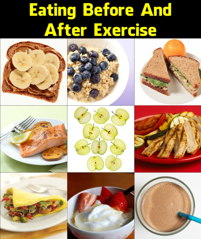 Is It Best To Exercise After Eating Or Before لم يسبق له مثيل