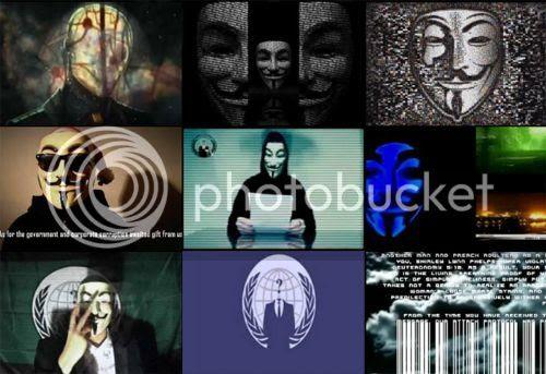 Nhóm hacker Anonymous lên kế hoạch tấn công ồ ạt