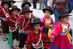 Ayachucho les parades