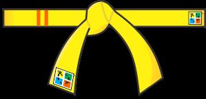 Geocaching belt