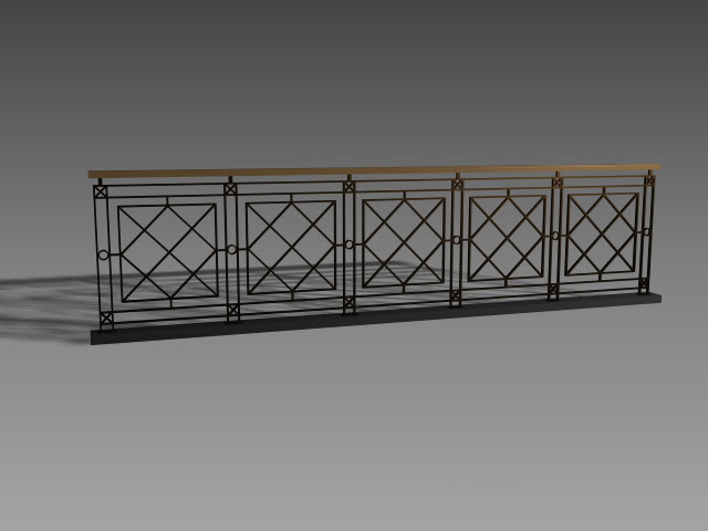 Stairshandrails And Railings 3d Models Free Download Page 10