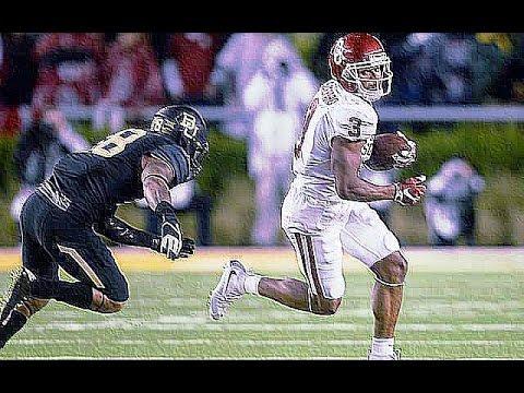 "Sterling Shepard Highlights 2015 || ""No Miracles"" ᴴᴰ || Oklahoma WR"