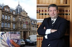 COPFS Bonuses Lord Advoccate