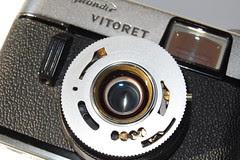 Vitoret CLA shutter speed ring assembled