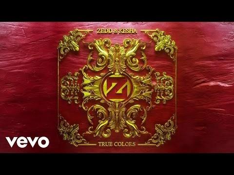 kesha e zedd con true colors: esce la versione singolo