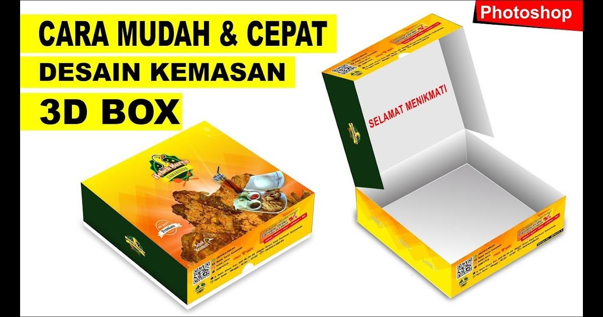 Desain Kotak Nasi Box - Slopok a